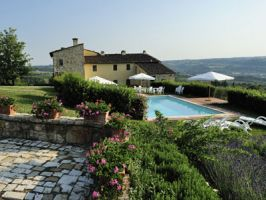 Residencias y Agroturismos Chianti Clásico - Agriturismo Villa Sant'Andrea