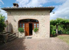 Villas Siena San Gimignano - Casa Verzure