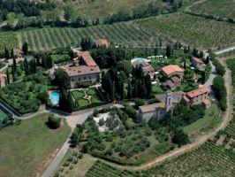 Residences & Farms Chianti Classico - La Canonica di Cortine