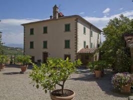 Villas Arezzo Cortona - Palazzo Rosadi