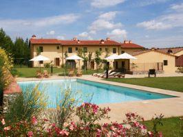 Residences & Fermes Pisa Montespertoli - Tenuta Tizzauli