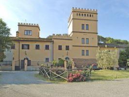 Villas Pisa Montespertoli - Villa Somelli