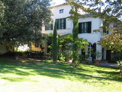 Villas Arezzo Cortona - Villa Gli Antichi Cipressi