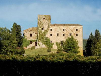 Villas Chianti Classico - Castello di Pergolato