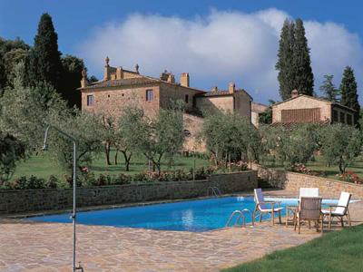 Villas Chianti Classico - Villa San Bartolomeo