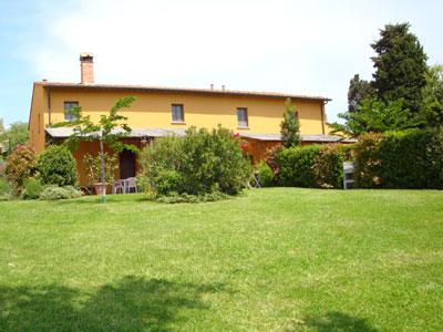 Villas Pisa Montespertoli - Villa Bassa