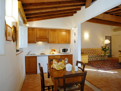 Apartments Florence Outskirts - Villa Le Piazzole - Belvedere
