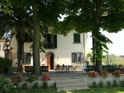 Villas Pisa Montespertoli - Villa Buonaparte