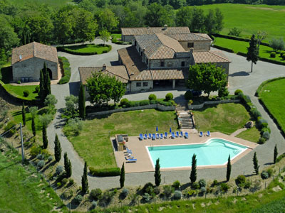Ville Siena San Gimignano - Villa Boscarello