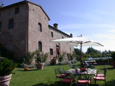 Villas Siena San Gimignano - Villa La Cappella