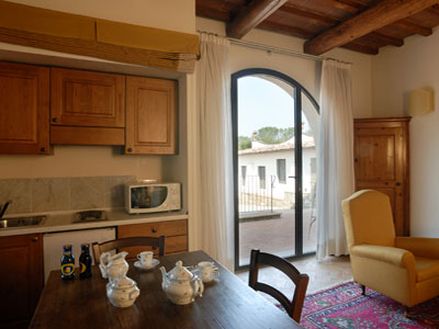 Apartments Florence Outskirts - Villa Le Piazzole - Carraia