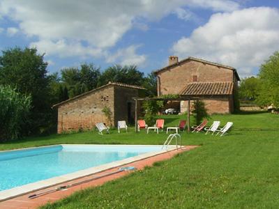 Villas Siena San Gimignano - Villa Il Cartaio