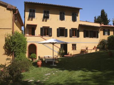 Villas Chianti Rufina Valdarno - Villa Casanova