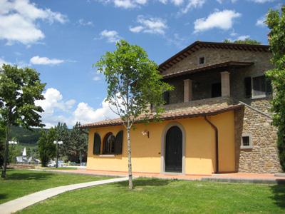 Villas Casentino - Villa Le Caselle