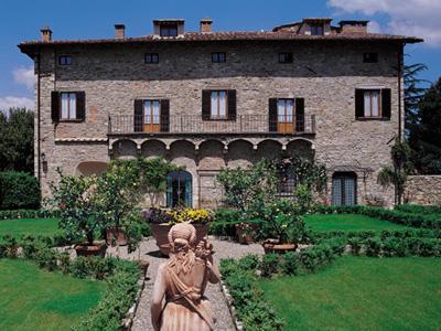 Villas Chianti Classico - Villa Castrum