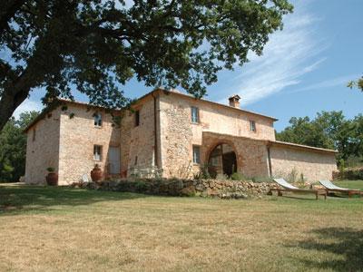 Villas Siena San Gimignano - Podere Cennano
