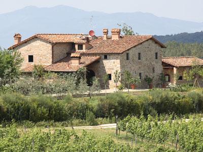 Villas Chianti Classico - Villa Il Conventino