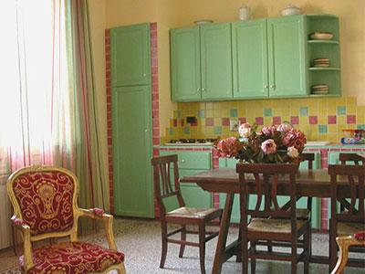 Apartments Florence Outskirts - Villa Lucrezia - Corallo