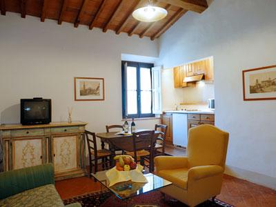 Departamentos Florencia y sus alrededores - Corte - Villa Le Piazzole