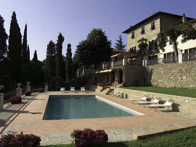 Villas Chianti Rufina Valdarno - Villa San Donato