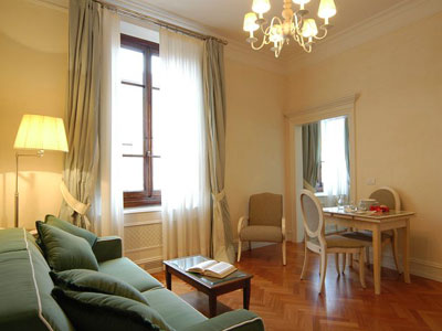 Apartments Florence near Centre - Serristori Palace - Duomo