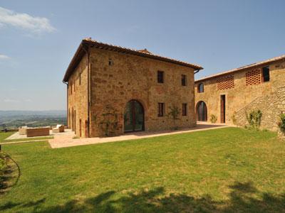 Villas Chianti Classico - Villa Il Santo
