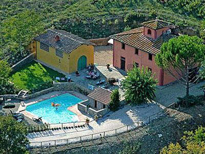 Villas Chianti Classico - Il Casale del Lago