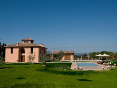 Villas Siena San Gimignano - Villa Lestra