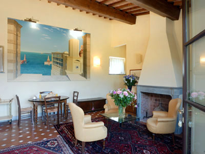 Departamentos Florencia y sus alrededores - Limonaia - Villa Le Piazzole