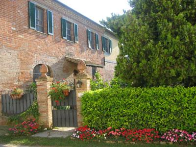 Villas Arezzo Cortona - Villa Podere I Limoni