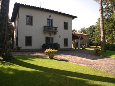 Villas Chianti Valdelsa Volterra - Villa Montignoso