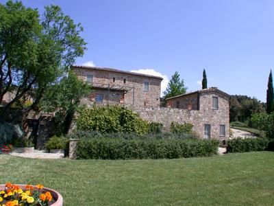 Villas Val d'Orcia Montalcino - Villa Oliveto
