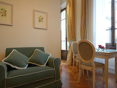 Apartments Florence near Centre - Serristori Palace - Pitti