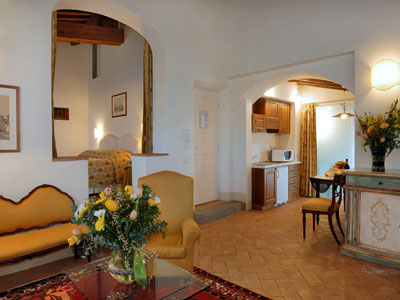 Apartments Florence Outskirts - Villa Le Piazzole - Prato