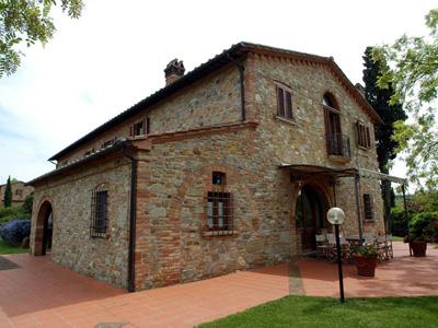 Ville Chianti Valdelsa Volterra - Villa Puccini