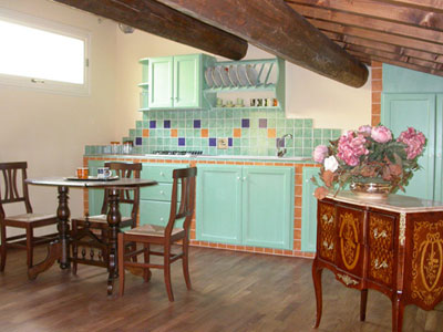 Apartments Florence Outskirts - Villa Lucrezia - Ramina