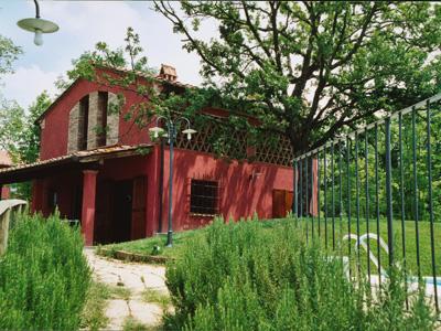 Villas Pisa Montespertoli - Villa Casa Rossa