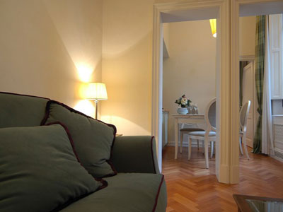 Apartments Florence near Centre - Serristori Palace - Santa Croce