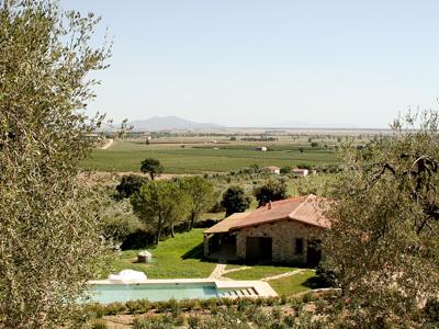Villas Maremma Argentario - Poggio al Santino