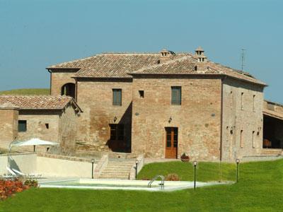 Villas Siena San Gimignano - Villa Santa Caterina