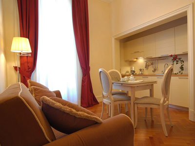 Apartments Florence near Centre - Serristori Palace - Signoria