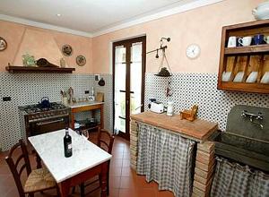 Villa renai antica sosta interni for Interni ville antiche