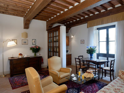 Apartments Florence Outskirts - Villa Le Piazzole - Stella