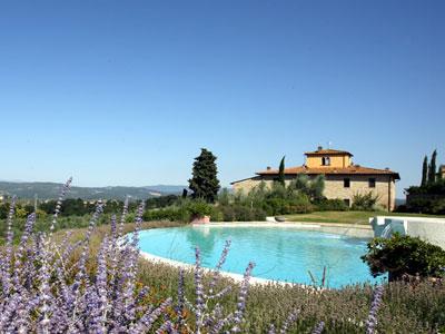 Villas Chianti Classico - Villa Sole del Chianti