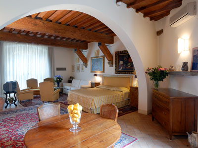 Apartments Florence Outskirts - Villa Le Piazzole - Tinaia