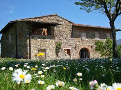 Villas Chianti Rufina Valdarno - Villa Le Torri
