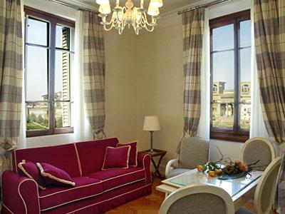 Appartamenti Firenze semi centrale - Ponte Vecchio - Serristori Palace