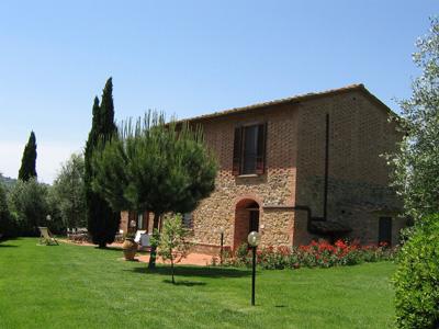 Villas Chianti Valdelsa Volterra - Villa Verdi
