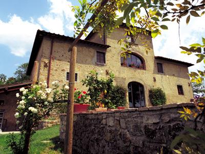 Villas Chianti Classico - Villa Zobi